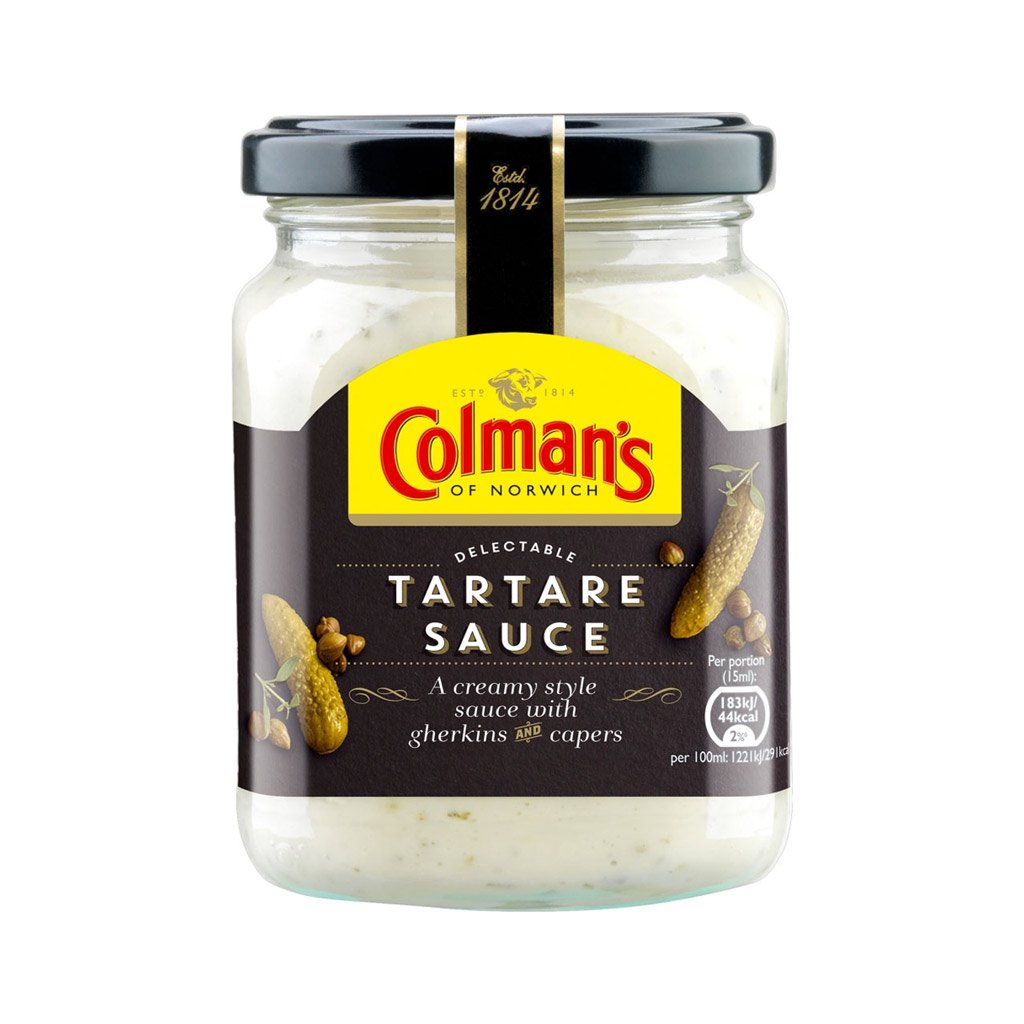 Colman's Tartare 250mL Courier Ranking TOP9 shipping free Sauce