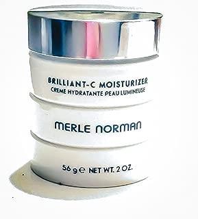 Merle Norman Brilliant-C Moisturizer 56g. Net Wt 2 oz by Merle Norman