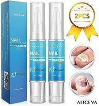 Aliceva Fungus Treatment Nail Repair Pen 2 Pcs, Toenail Fungus Stop, Fungus Nail Treatment, Fungus Nail Care Solution, Effective Against Nail Fungus - 2PCS