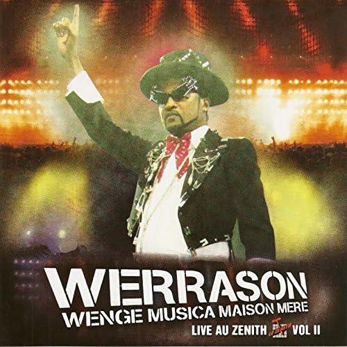 Werrason & Wenge Musica Maison Mère