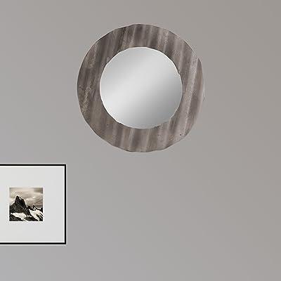 UJJALA Industrial Corrguated Mirror