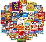 Ultimate Variety Sampler Care Package (40 Count) - Halloween Package, Trick or Treat Snacks, Chips,...