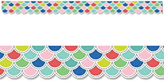 Creative Teaching Press Poppin' Scallops Border, CTP 8687