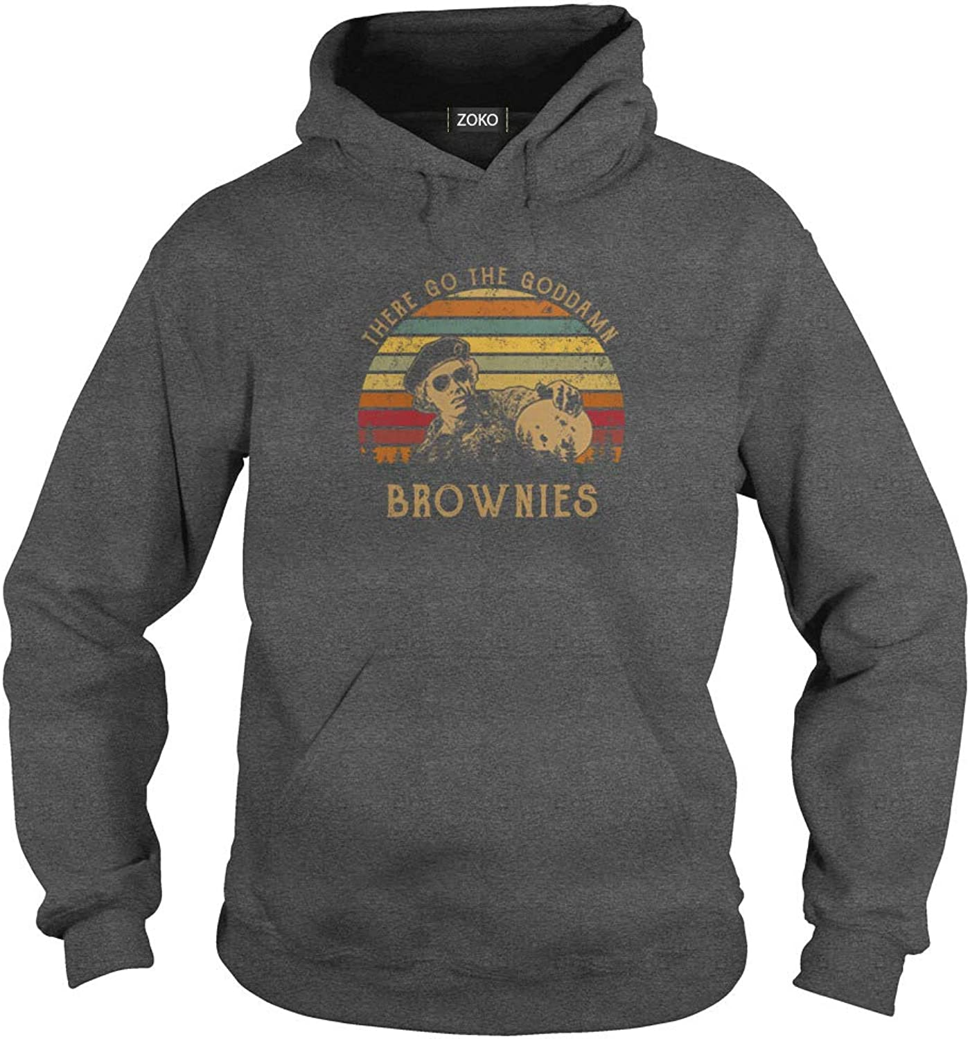 Zoko Apparel There Go The Goddamn Brownies Vintage TShirt
