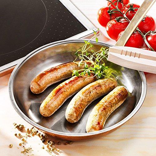 Gänse Bratwurst