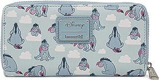 Loungefly Disney Winnie the Pooh Eeyore portemonnee met ritssluiting