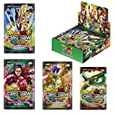 Dragon Ball Super Card Game - Booster de 12 Cartes Serie 5 : Miraculous Revival - Version Francaise