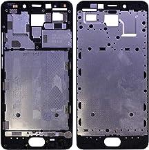 Meizu Spare Middle Frame Bezel Plate for Meizu M6 Note/Meilan Note 6 (Black) Meizu Spare (Color : Black)