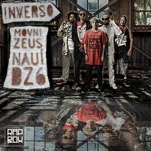 Nauí, Zeus, Doctor Zumba, Afro Ragga & DZ6