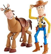 Disney Toy Story 4 Pack de aventuras de Woody y Perdigón, j
