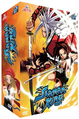 Shaman King-Partie 2-Coffret 4 DVD-VF