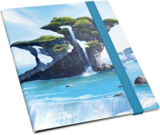 Ultimate Guard Binder 9-Pocket Flexxfolio Lands Edition Island Collectible Card Protection