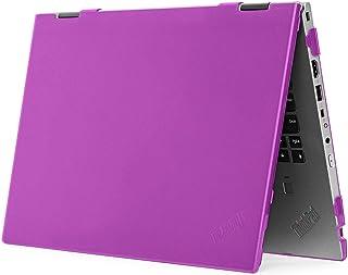 "mCover Hard Shell Case for 2020 14"" Lenovo ThinkPad X1 Yoga (4th Gen) Laptop Computer (Purple)"