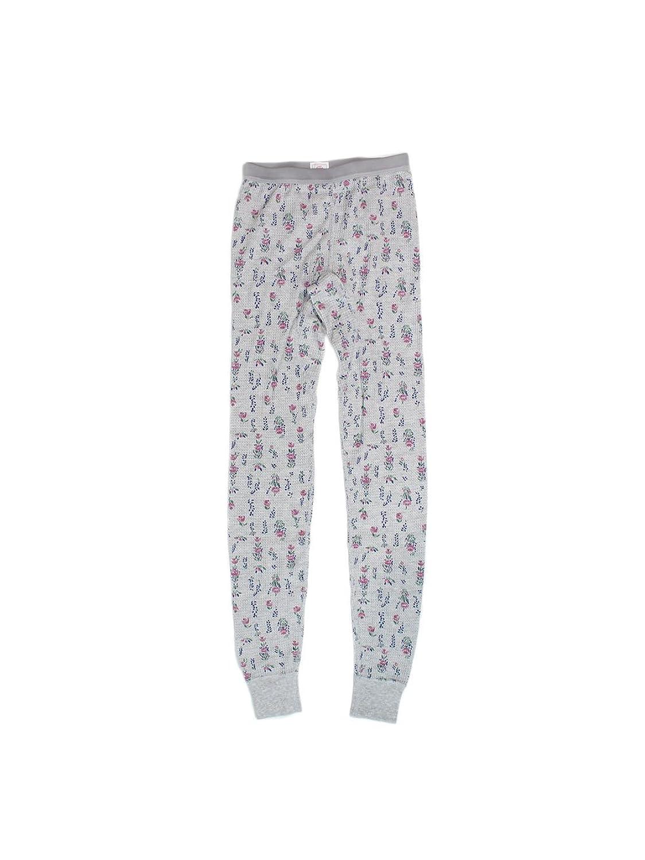 【JE MORGAN/ジェイイーモーガン】 Flower Thermal Pants
