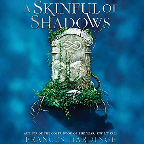 A Skinful of Shadows audiobook cover art