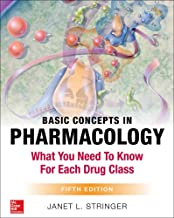 Basic Concepts in Pharmacology: What You Need to Know for Each Drug Class, Fifth Edition