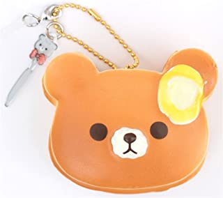 Mini butter bear pancake squishy by Puni Maru