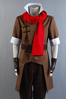 Avatar The Legend of Korra Anime Mako Cosplay Costume Customize Cosplay Costume