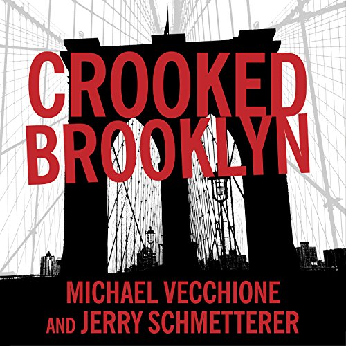 Crooked Brooklyn audiobook cover art