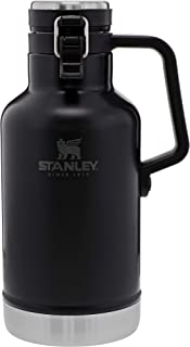 Stanley Classic Vacuum Growler, 64 oz Capacity, Stainless Steel