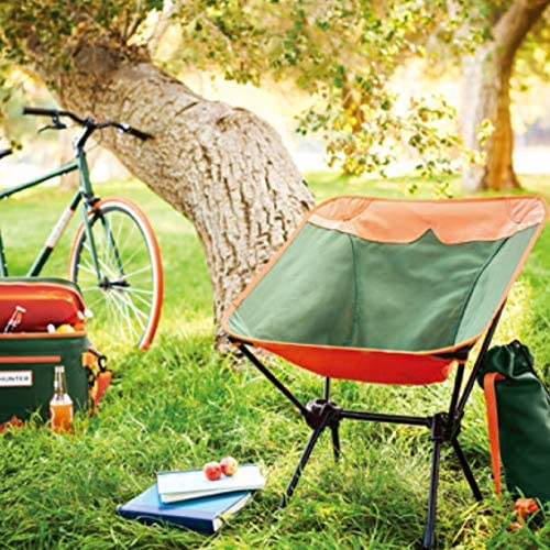 ALPHA CAMP Camping Chair Children Portable Ultralight Compact Folding Camping Backpack Chair product image