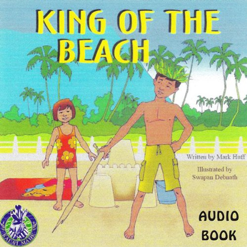 King of the Beach audiobook cover art