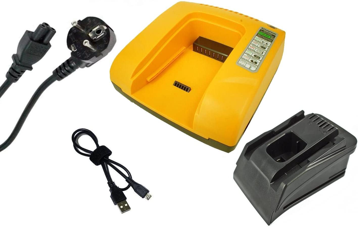 SCW 22-A WSR 22-A TE 2-A22 TE 4-A22 SFL 22-A box WSC 70-A36 PowerSmart/® 20V-36V Chargeur pour Hilti AG 125-A22 TE 7-A SIW 22-A SFH 22-A