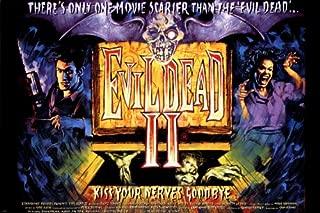 evil dead 2 poster original