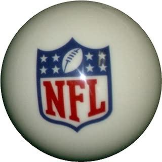 Imperial NFL Logo Cue Ball Billiard Pool Cueball