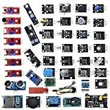 LiuliuBull L para Arduino 45 en 1 Módulos de sensores Kit de Inicio Mejor Que 37In1 Kit de Sensor 37 en 1 Kit de Sensor (Color : 45 IN 1)