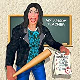 Scary Teacher 3D Creepy Games: Evil Teacher