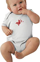 Western Country Cowboy Baby Pajamas, Bodysuits Clothes Onesies Jumpsuits Outfits Black