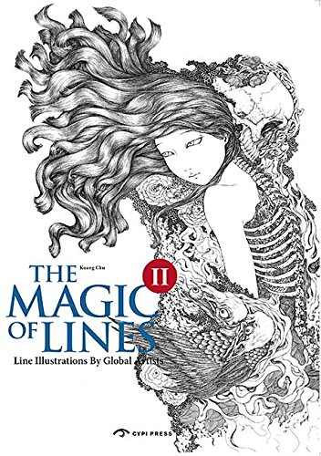 The Magic of Lines II: Line Illustrations of Global Artists