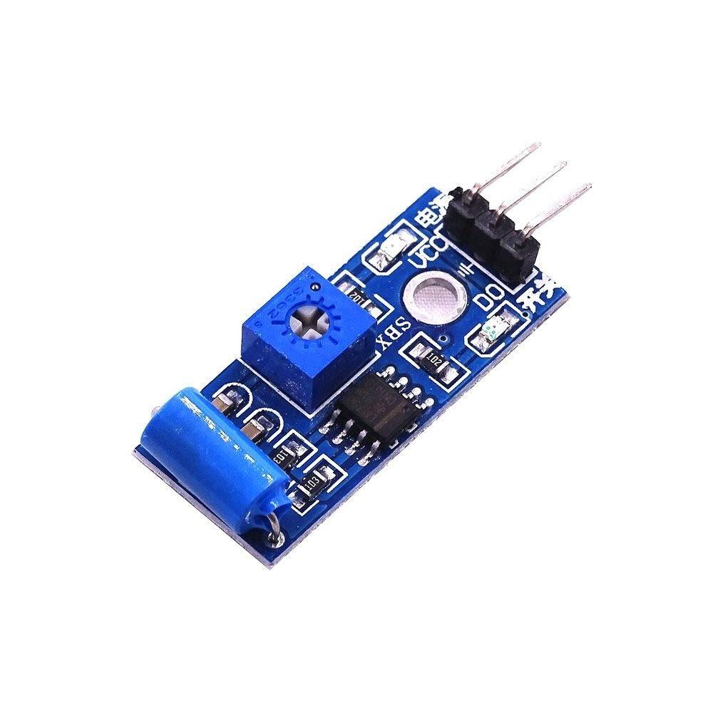 100pcs SW-420 Alarm System DISY Normally Max 81% OFF Sensor Closed Vibration Free Shipping Cheap Bargain Gift