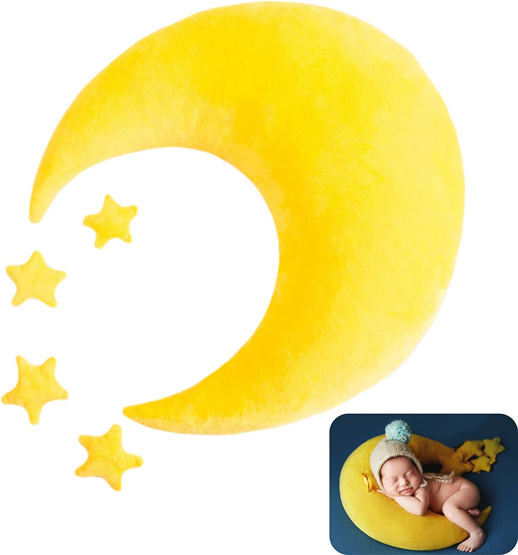 Newborn Photography Posing Pillow Crescent Pill Star Brand Cheap Sale Venue Moon Elegant
