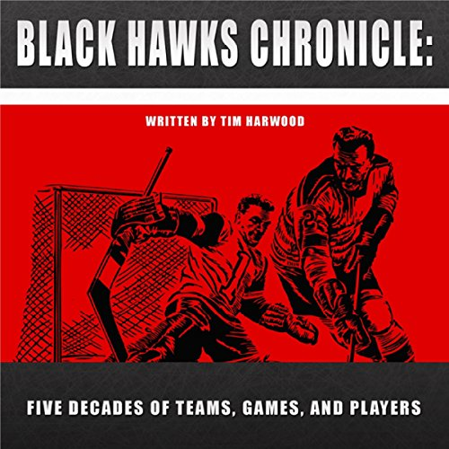 Black Hawks Chronicle audiobook cover art