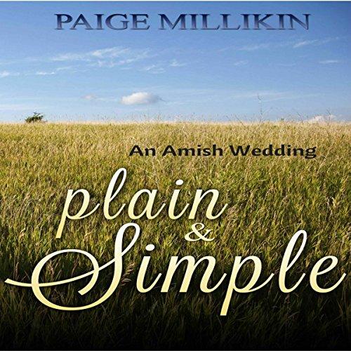 Plain & Simple: An Amish Wedding audiobook cover art