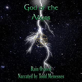 God of the Abyss audiobook cover art