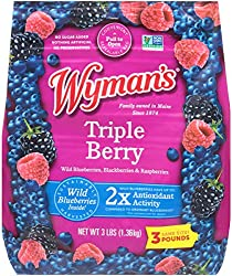 Wyman's of Maine, Triple Berry, 3 Pound (Packaging May Vary)