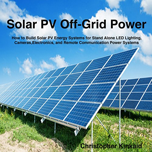 Solar PV Off-Grid Power audiobook cover art
