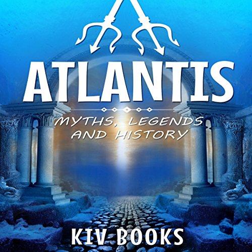 Atlantis audiobook cover art