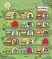 Qui est le coupable au camping? de Pascal Prevot