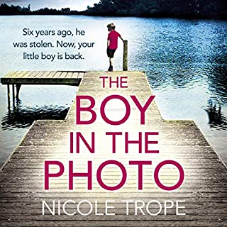 The Boy in the Photo audiobook cover art