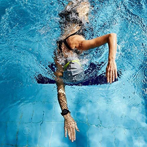 Polar Vantage M, Sportwatch per Allenamenti Multisport, Corsa e Nuoto, Impermeabile con GPS e Cardiofrequenzimetro Integrato, 46 mm, Unisex – Adulto, Nero, S/M