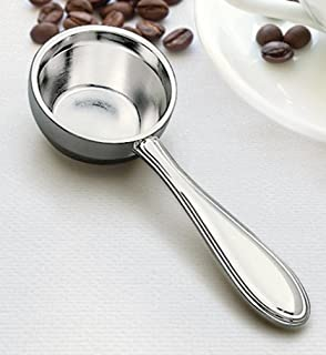 WESTWOOD COFFEE SCOOP - WESTWOOD COFFEE SCOOP, NICKEL PLATED.