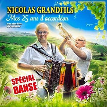 Mes 25 ans d'accordéon (feat. Jean-Yves) [Spécial danse]