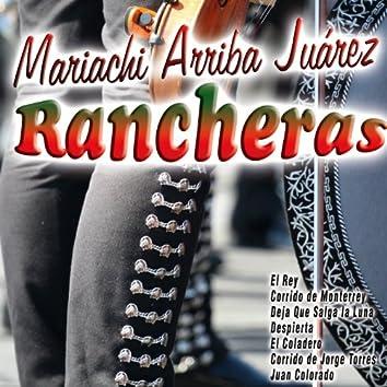Mariachi Arriba Juárez - Rancheras