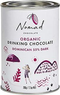 Nomad Chocolate - Organic Hot Chocolate Dominican 55% Dark, 7.05oz