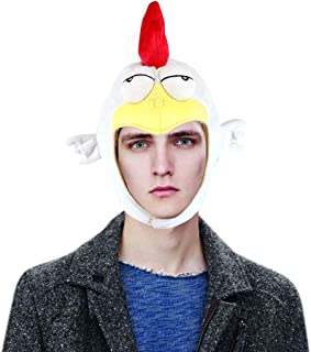 Chicken HAT MGS Metal Gear Solid 5 V the Phantom Pain Plushie Headwear Cap
