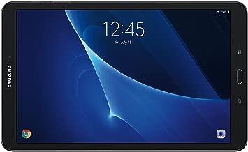 Samsung Galaxy Tab-A, Black, 10.1